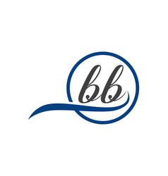Bb logo vector