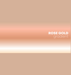 rose gold gradient texture background for the vector image