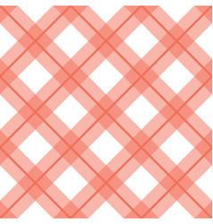 checkered lines design pattern vector image