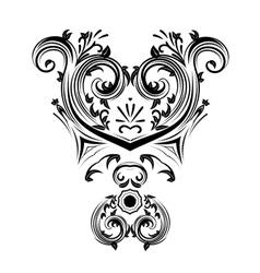Decorative Floral Ornament3 vector