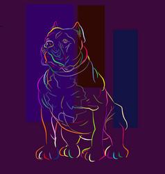Dog 6 vector