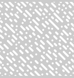 seamless diagonal line pattern monochrome stripes vector image
