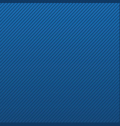 blue pattern with diagonal line jeans velvet vector image
