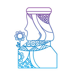 queen french playing cards related icon icon image vector image