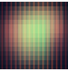 creative retro square pattern background vector image