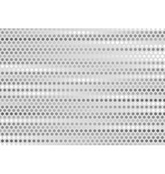 Grey tech minimal circles background vector