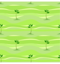 shoot seamless background vector image