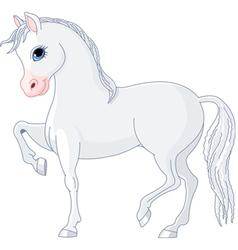 Beautiful horse vector