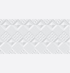 concept light gray geometry seamless pattern vector image