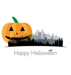 Halloween of Great Britain vector image vector image