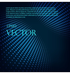 Virtual tecnology background Eps 10 vector image