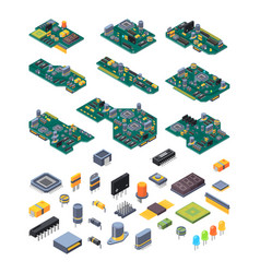 Microchip hardware manufacturing computer power vector