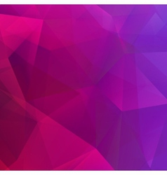 Pattern with geometric shapes Triangle EPS 10 vector image