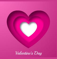 Beautiful romantic template vector