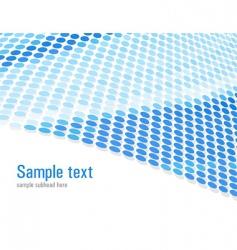 tiled background vector image