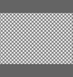Shiny glossy gray mosaic seamless background vector