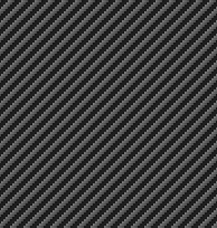Tileable diagonal Carbon texture Sheet Pattern vector image