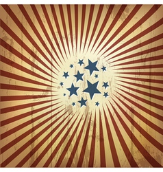 abstract patriotic background vector image vector image