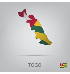 Country togo vector