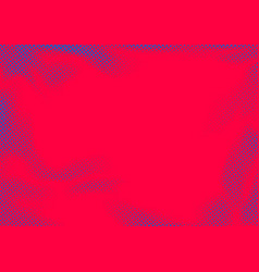 Bright fresh pink color abstract halftone dotted vector