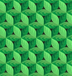 cube seamless pattern vector image vector image