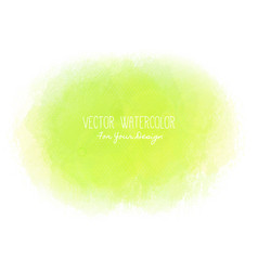 bright stain pseudo watercolor paint texture vector image