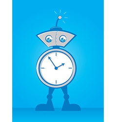 Reminder Robot vector