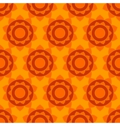 Ethnic native indian geometric seamless pattern vector