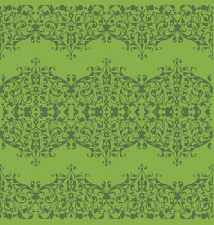 green spring seamless pattern texture vector image