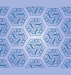 Seamless pattern for traditional kurta pajamas vector