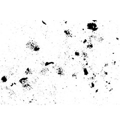 dirty grunge texture vector image