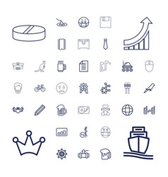 37 icon icons vector
