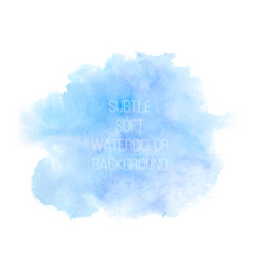 Colorful abstract background soft blue and vector