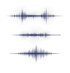 earthquake icon vector image