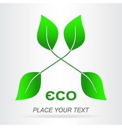 Eco Icon 001 vector