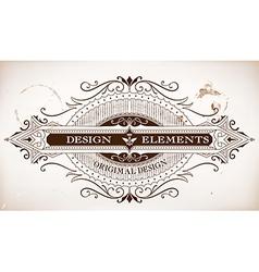 Redign element vector image vector image
