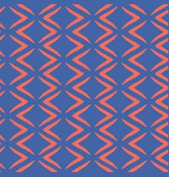 arrow triangle chevron stripes seamless vector image