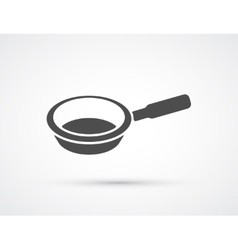 Pan trendy flat icon vector image