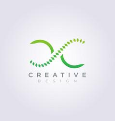 Spine abstract design clipart symbol logo template vector