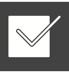 Checkbox vector