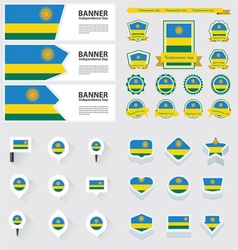 SET Rwanda vector