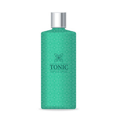 Tonic natural series vector