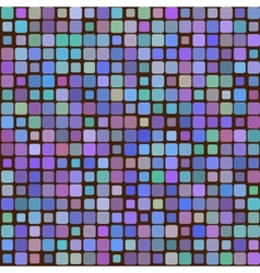 Background of colored mosaic vector image