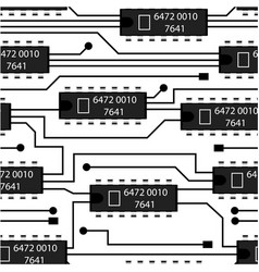 Circuit seamless vector