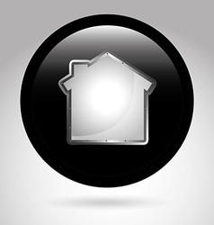 house button vector image