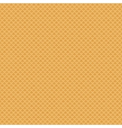 Wafer Seamless Texture vector image vector image