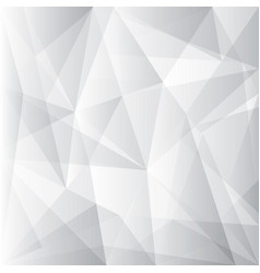 abstract lowpoly background template for style vector image