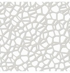 Abstract pebble mosaic pattern vector