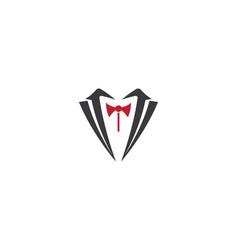Clothing logo template vector