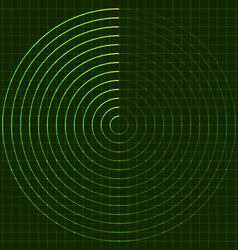 Eps10 radar screen vector